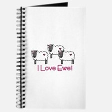 I love ewe! Journal