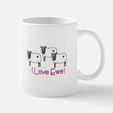 I love ewe! Mugs