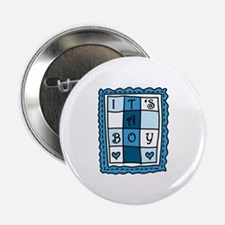 "It's a boy 2.25"" Button"