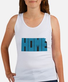 Kansas Home Women's Tank Top