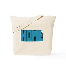 Kansas Home Tote Bag