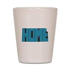 Kansas Home Shot Glass