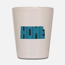 Kansas Home Shot Glass
