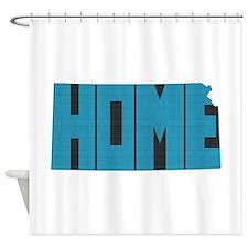 Kansas Home Shower Curtain