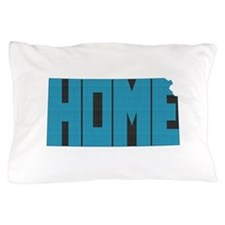 Kansas Home Pillow Case