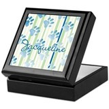 Cute your text Keepsake Boxes