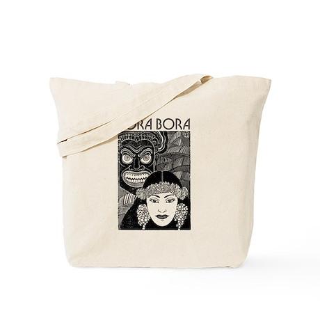 Vintage BORA BORA Tote Bag