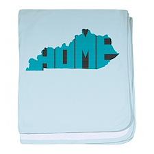 Kentucky Home baby blanket