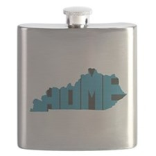 Kentucky Home Flask