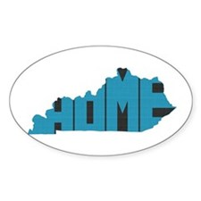 Kentucky Home Decal