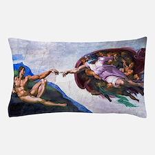 Michelangelo: Creation of Adam Pillow Case