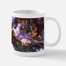 Michelangelo: Creation of Adam Mug