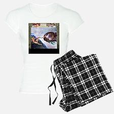 Michelangelo: Creation of A Pajamas