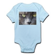 Cat Close-up Body Suit