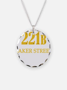 221 B Baker Street Necklace