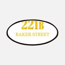 221 B Baker Street Patches