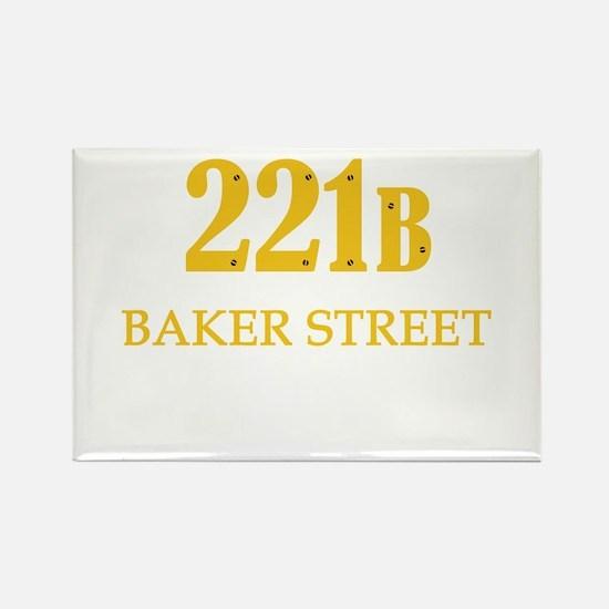 221 B Baker Street Magnets