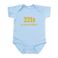 221 B Baker Street Body Suit