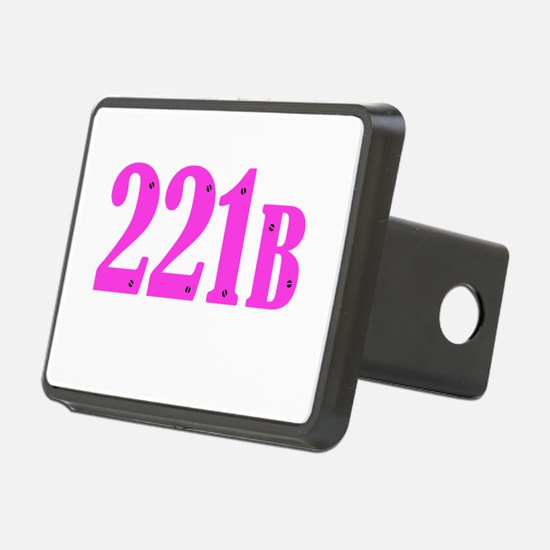 221 B Pink Hitch Cover