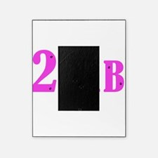 221 B Pink Picture Frame