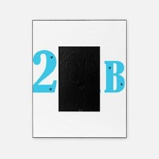 221 B Blue Picture Frame