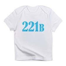 221 B Blue Infant T-Shirt
