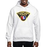 Cleveland Ohio Police Hooded Sweatshirt