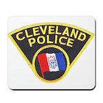 Cleveland Ohio Police Mousepad
