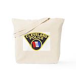 Cleveland Ohio Police Tote Bag