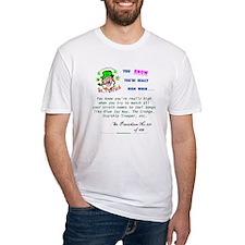 St Potrickism #225: Cool Names / Shirt