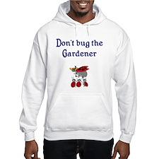 Gardener with Ladybugs Hoodie
