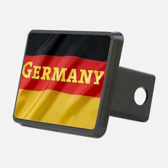 Flag of Germany, labeled Hitch Cover