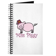 Miss Piggy Journal