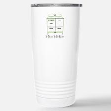 No Bitchin In The Kitchen Travel Mug