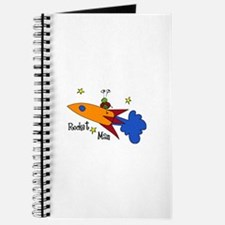 Rocket Man Journal