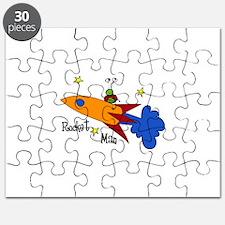 Rocket Man Puzzle