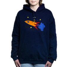 Rocket Man Women's Hooded Sweatshirt
