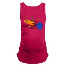 Rocket Man Maternity Tank Top