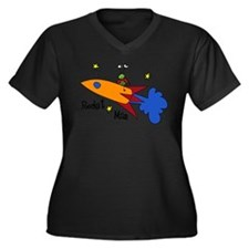 Rocket Man Plus Size T-Shirt