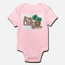 San Diego CA Infant Bodysuit