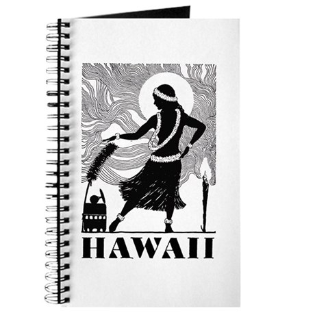 Vintage HAWAII Journal