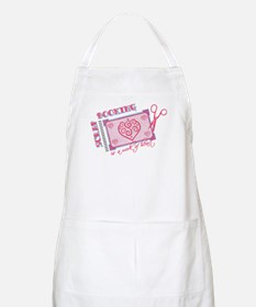 Work of Heart BBQ Apron