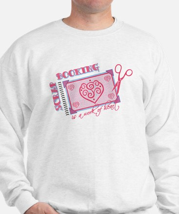 Work of Heart Sweatshirt