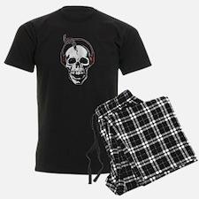DJ Skull Pajamas