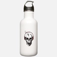 DJ Skull Water Bottle
