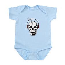 DJ Skull Body Suit