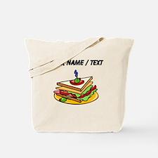 Custom Club Sandwich Tote Bag