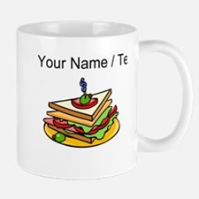 Custom Club Sandwich Mugs
