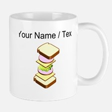 Custom Bologna Sandwich Mugs