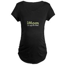 iMom Maternity T-Shirt
